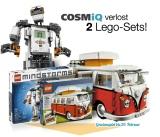 Gewinnspiel im Februar: LEGO-Liebhaberaufgepasst