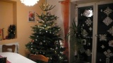 So verbrachte der Community-Weihnachtsbaum dasWeihnachtsfest