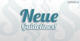 Die neuen Guidelines aufCOSMiQ